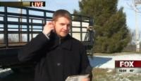 Gafa INCREDIBILĂ a unui reporter, în direct la TV. S-a comportat ca un MANIAC sexual VIDEO
