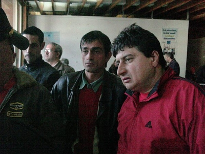 Ploiesti - Uite niste turisti electorali din Alba