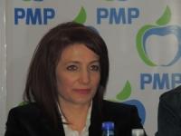 Catalina Bozianu este noul presedinte al PMP Prahova