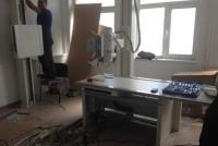 Aparatul radiologic cumparat de CJ Prahova pentru Spitalul Judetean a fost pus in functiune