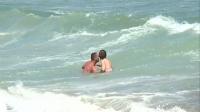 CURENŢI PUTERNICI în Marea Neagră. Şase turişti, la un pas de a se îneca