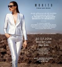 Primul magazin de haine MOHITO din Romania se deschide in Ploiesti! Vezi unde