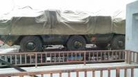 Echipament militar, staţionat în gară la Ploieşti. Ne pregătim de război în Ucraina?
