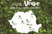 Caravana Guerilla Verde ajunge in Ploiesti. Vezi programul si ce film poti viziona gratuit
