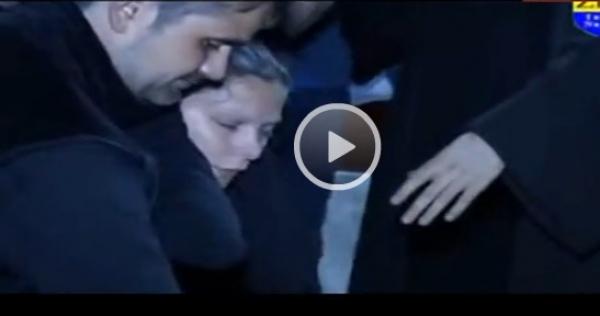 Părintele Iustin Pârvu a făcut MINUNI după moarte. A EXORCIZAT o femeie din sicriu VIDEO ULUITOR