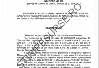 DOCUMENT. Motivare judecatori: Mircea Basescu promitea interventii la presedinte