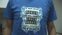 Nici Chuck Norris nu-i oprea