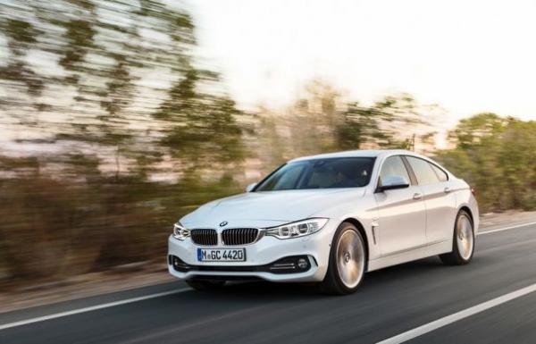BMW Seria 4 Gran Coupe, disponibil de luna viitoare