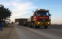 Un transport agabaritic va bloca circulatia pe DN1, DN1 B si DN1 A, in judetele Prahova si Buzau
