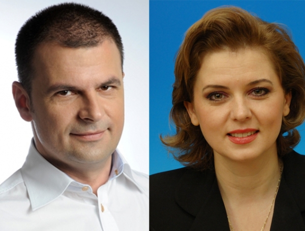 Intalnire de taina intre Mircea Rosca si Roberta Anastase