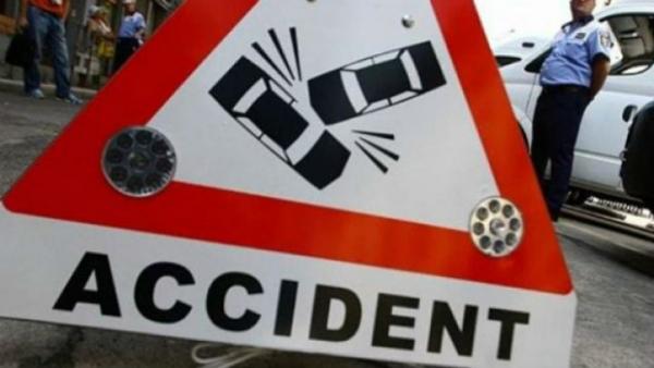 Grav accident in urma cu putin timp pe DN1. Doua persoane sunt rănite!