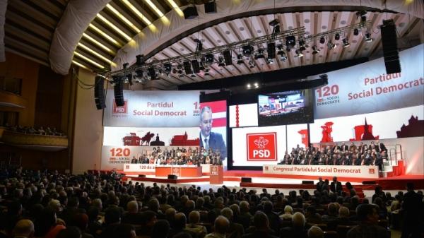 Congres pentru stabilirea candidatului PSD la prezidenţiale