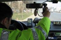 Culmea tupeului, la volan! Un sofer cu permisul RETINUT, prins de radar cu 133km/h
