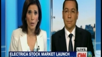 VICTOR PONTA, întrebat la CNN dacă va candida la alegerile prezidenţiale: Poate că da