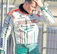 Michael Schumacher a ajuns doar piele şi os