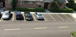 Primaria Ploiesti a blocat proiectul privind taxarea locurilor de parcare dintre blocuri