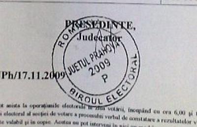 Prahova are cel mai prost Birou Electoraj Judeţean din istorie