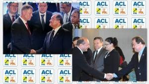 Klaus Iohannis vrea să conducă România cu oamenii lui Băsescu