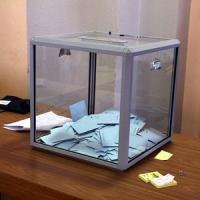 Un alegator a introdus in urna STAMPILA de vot