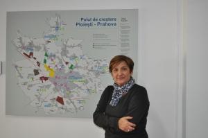 """INTERVIU - Cozia Georgescu, Polul de Creştere Ploieşti: """"Problemele care apar la achiziţiile publice tergiversează semnarea contractelor"""""""