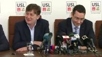 Ponta: Văd cu surprindere că şi Crin Antonescu a luat limbajul lui Băsescu