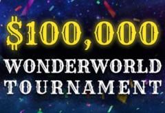 Premii de 100.000$ la turneul WonderWorld de pe 29 iunie. Intrarea costă doar 1$