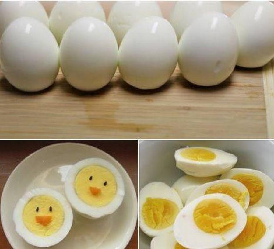 ouă de pui pentru vedere acuitatea vizuală pentru lucrul la înălțime