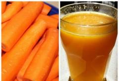 Detoxifierea de primăvară. Cel mai bun suc ca să elimini toxinele din colon