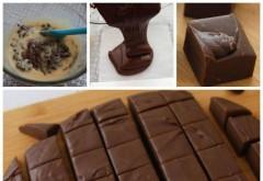 3 minute, 3 ingrediente și ai făcut cea mai cremoasă ciocolată de casă. Rețeta aici