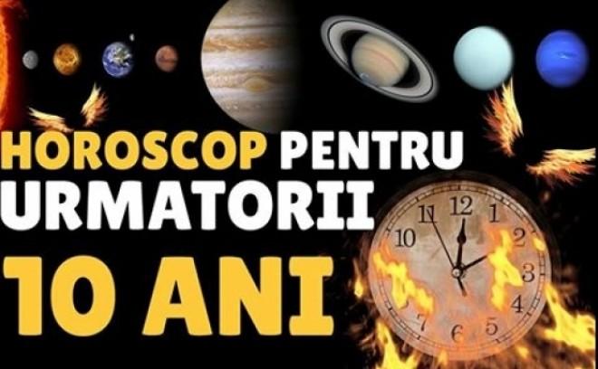 HOROSCOP PE 10 ANI. Ce te aşteaptă până în 2026