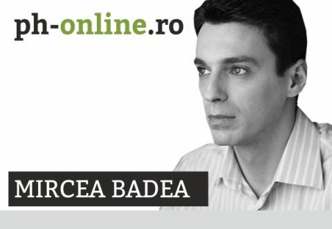 Mircea Badea: Ponta la pușcărie, asta îmi doresc!