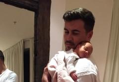 """Iubitul Elenei Udrea, mesaj cutremurător cu bebelușul în brațe din Costa Rica! Adrian Alexandrov: """"fetița noastră…"""""""