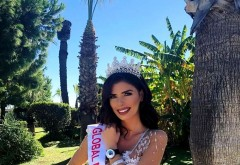 O româncă, Ioana Filimon, a câștigat concursul Miss Global Model of the World