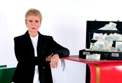 """Ce salariu avea Teo la începuturile ei în televiziune? """"M-au plătit în patru bancnote și am început să plâng"""""""