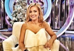Simona Gherghe e însărcinată a doua oară! A fost dată de gol, în direct, la TV!