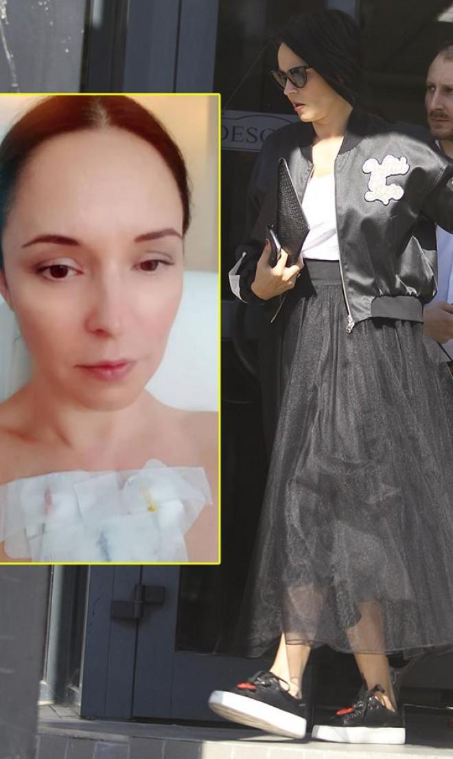 """Anunț cutremurător: Andreea Marin are cancer?!  Prima reacție a """"Zânei"""""""