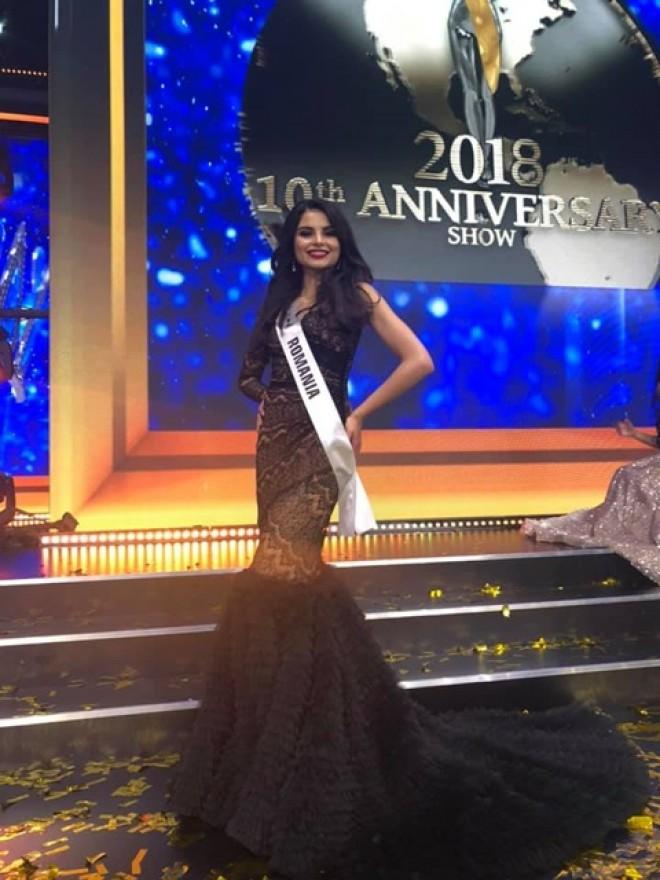 """O româncă a obținut titlul de """"Miss Supranațional Europe 2018"""". Uite cât este de frumoasă!"""