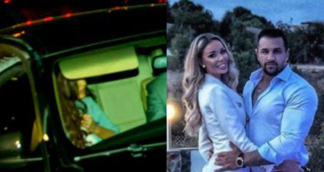 Gest ŞOCANT!!! Noaptea, în parcare! Imagini de senzaţie cu Bianca Drăguşanu, când credea că nu o vede imeni