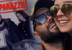 VIDEO PAPARAZZI / Nicole Cherry nu îşi mai încape în piele de fericire, de când are iubit! Iată cum o răsfaţă Florin Popa pe vedetă