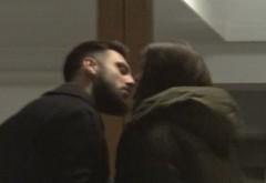 Bomba anului! După doar două luni de relaţie, Cristina Ich îl înşală pe Piţi junior! Paparazzii au surprins-o sărutându-se cu fostul! VIDEO EXCLUSIV!