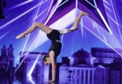 """A murit Emma Neagu, gimnasta-minune de 15 ani, de la """"Românii au talent"""""""