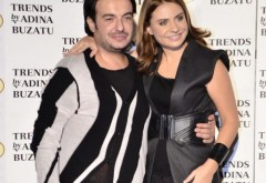 Adina Buzatu nu va participa azi la inmormantarea designerului Razvan Ciobanu