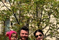 Cine vor fi nașii lui Iris, cea de-a doua fetiță a Gabrielei Cristea și a lui Tavi Clonda