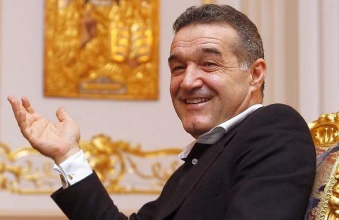 Gigi Becali  a plătit 20.000 de euro ca să mute o nuntă