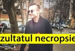 Legistii au finalizat raportul Ce au descoperit medicii in corpul lui Razvan Ciobanu...