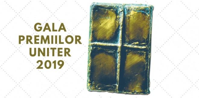 Gala Premiilor UNITER 2019 | Lista completă a câștigătorilor