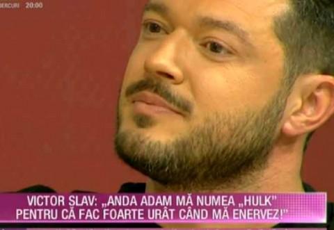 Victor Slav, în lacrimi în fața lui Teo Trandafir. Ce a spus despre Bianca Drăgușanu...