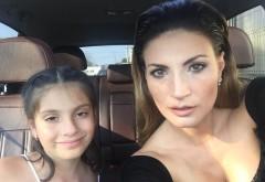 Ioana a vorbit despre viata de mamica, dupa despartirea de Papadopol. 'Exista multa tensiune si presiune'