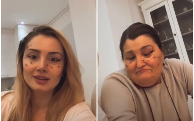 """Instastory viral cu iubita lui Dragnea: """"Mami, Liviu e mai mare decât tata?"""""""