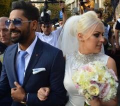 FOTO Detaliul pe care nu l-a observat NIMENI la nunta lui Connect-R